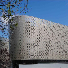 Aluminum Cladding Panel Design