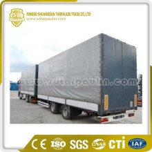 Water Resistant Sunshade Protect Poly Truck Cover Tarp