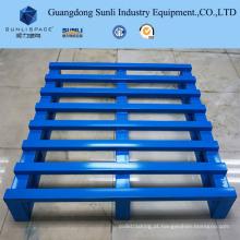 Pálete de aço inoxidável CE-Aprovada do racking revestido pó do pó 1200X1000
