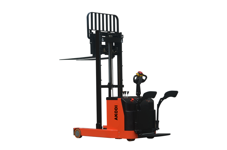 Walkie Electric Reach Truck