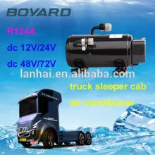 Compresseur 12v AC pour climatiseur monté sur toit auto avec compresseur miniard mini Boyard