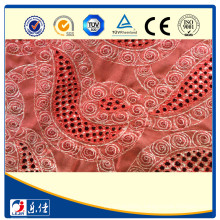 FLAT EMBROIDERY MACHINE WITH BORING FUNCTION