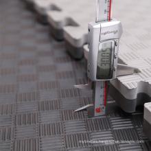 Mushang BlackGrey 40mm Tatami Jigsaw mats