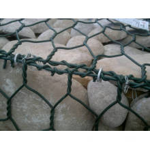 Hexagonal Gabion Boxes Wire Mesh