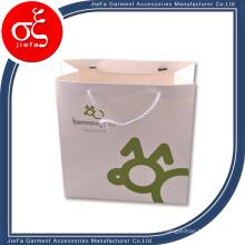2015 nouveau sac à provisions imprimé fantaisie logo Custome