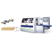 cost effective Four side moulder for wood window making machine