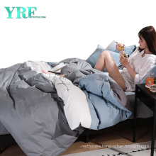 Modern Style Apartment Solid Color High Quality Cotton Bedding