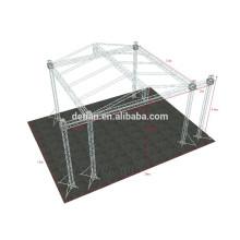 Changhaï adapter l'affichage extérieur d'événement de botte en aluminium / système extérieur de botte avec le stade ou le plancher en bois