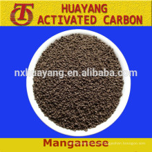 Mangandioxid Sand Preis Filtermaterial für die Wasseraufbereitung