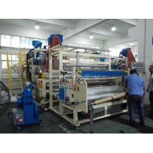 1500-миллиметровая литьевая линия для литья под давлением / литьевая линия