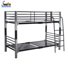 Cheap price bedroom furniture metal bed frame single/double bed