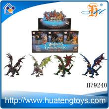 2013 Горячая продажа детей сборки пластиковых летающих игрушек дракона оптом, сделанные в Китае