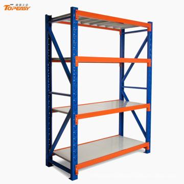 2000x600x2000mm medium duty boltless bulk storage shelving