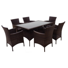Best Price Aluminum Folding Dining Table And Chair