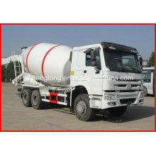 Caminhão de mistura de concreto HOWO 336HP 10m3