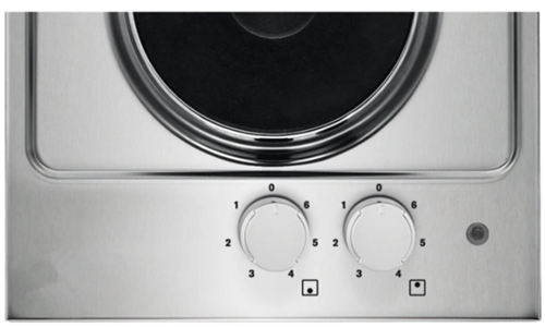 Electrolux 60cm Built-in Electric Hobtop Stainless Steel