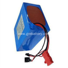 36V 14Ah Li Ion Electric Bicycle Battery Pack