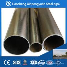 """Professional 18 """"SCH40 ASTM A53 GR.B / API 5L GR.B tube en acier inoxydable en carbone à chaud"""