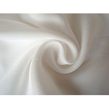 Polyester Tencel Interweave Twill Fabric