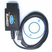 CAN-Bus Elm327 USB mit Schalter OBD2 Diagnose-Scanner