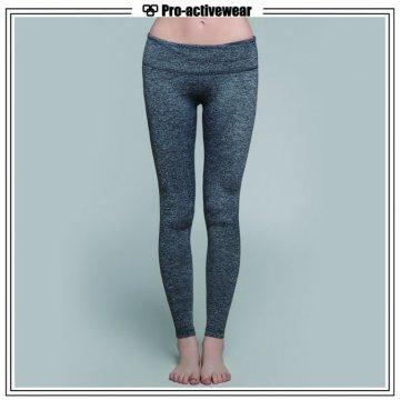 Mulheres Fitness Wear Ladies Compression Calças Lycra Yoga Pants