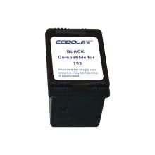 Cartucho de inyección de tinta compatible 703 para HP