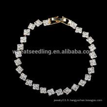 2015 bijoux fantaisie bracelet en cristal bijoux femmes