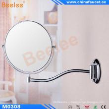 Увеличительное зеркало для бритья в ванной комнате для отеля