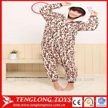 Lindo pijamas de animales de diseño Hello Kitty para adultos cosplay