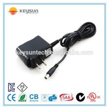 Adaptateur secteur DC PSU 6 volts 2amp haute qualité