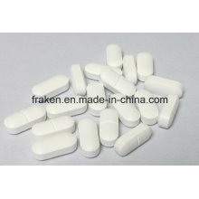 GMP Certified OEM Magnesium Citrate Tablet / Magnésium Vitamine B6 Tablette