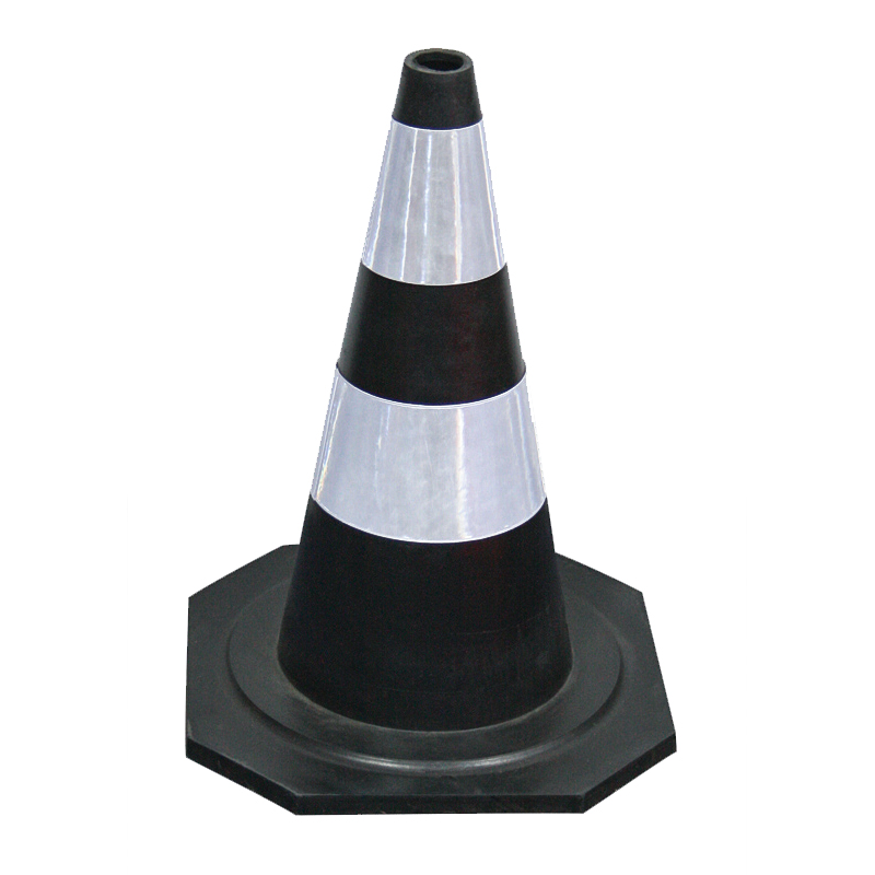 Rubber Safety Cones