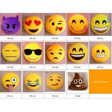 POOP whatsapp süße emoji Kissen