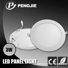 Сид smd2835 3 Вт круглый свет панели СИД с CE (PJ4020)