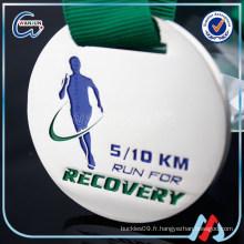 5/10 km pour les médailles de récupération