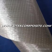Tissu unidirectionnel en fibre de verre à vente chaude pour pagaies