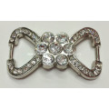 Stylish She Buckles with Rhinestone