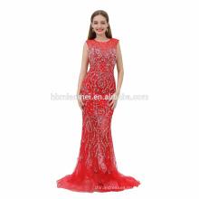 Длинные модели хвост высокой талии вечернее платье 2017 красное платье длинное порно