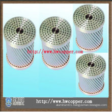 aluminium conductor bare electric wire with 28 years professional experiences