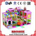 Schöne rosa kleine billige Indoor-Spielgeräte für Kinder