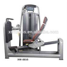 Meilleure vente broche chargé Seated Leg Press équipement de conditionnement physique / Jambe presse équipement de gymnastique / Chine fait machine de musculation