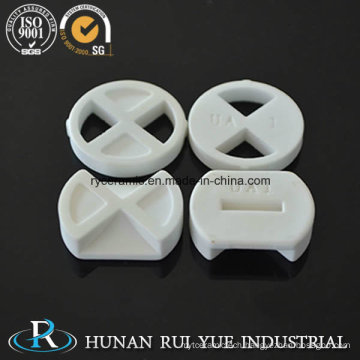 Lowest Price Wear Resistance 95-99 Alumina Faucet Ceramic Disc for Cartridge