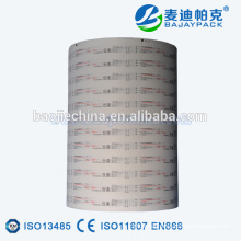 Medical Grade Wrapping PE Coated Paper