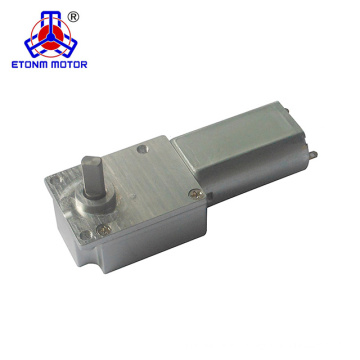 9v dc right angle gear motor
