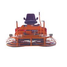100cm hydraulic ride on concrete trowel machine
