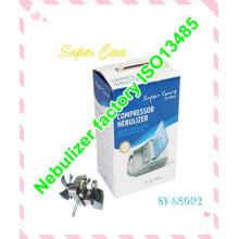 Aerosol nebulizer with ISO13485 CE