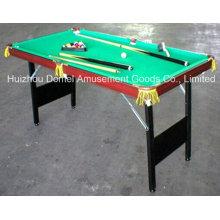 Table de billard pliante en bois (DBT3C10)