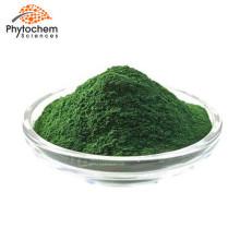 herb supplement nutritional shake mix blue powder spirulina extract liquid