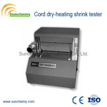 Cord Dry-Heating Shrink Tester
