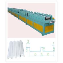 Vollautomatische PU-Verschluss-Tür-Rolle, die Maschine bildet